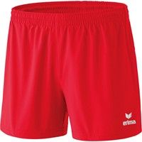 Erima Performance Short Dames - Rood
