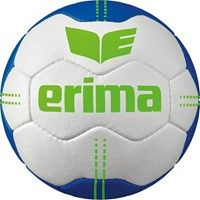 Erima Pure Grip No.1 Handbal - Wit / Blauw / Green