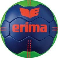 Erima Pure Grip No. 3 Handbal - New Navy / Green / Rood