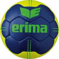 Erima Pure Grip No. 4 Handbal - New Navy / Geel / Green