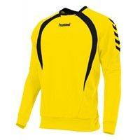Hummel Team Sweater - Geel / Zwart