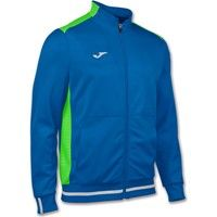Joma Campus Ii Trainingsvest - Royal / Fluo Groen