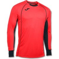 Joma Protection Keepershirt Lange Mouw Kinderen - Coral Fluor