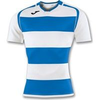 Joma Prorugby II Rugbyshirt - Wit / Royal