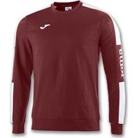 Joma Champion Iv Sweater Kinderen - Bordeaux / Wit
