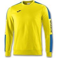 Joma Champion IV Sweater Kinderen - Geel / Royal