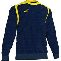 Joma Champion V Sweater - Donker Navy / Geel
