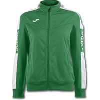 Joma Champion Iv Trainingsvest Polyester Dames - Groen / Wit