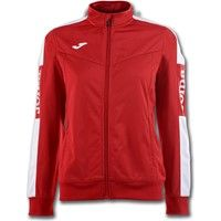 Joma Champion Iv Trainingsvest Polyester Dames - Rood / Wit
