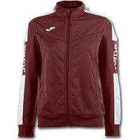 Joma Champion Iv Trainingsvest Polyester Dames - Bordeaux / Wit
