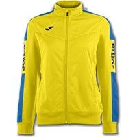Joma Champion Iv Trainingsvest Polyester Dames - Geel / Royal