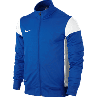 Nike Academy 14 Sideline Knit Jacket - Royal Blue / White