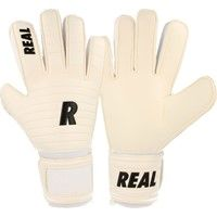 Real New Classico Keepershandschoenen - Wit / Zwart