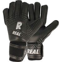 Real Dynamic (Limited) Keepershandschoenen - Zwart / Zilver