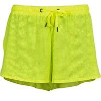 Reece Performance Roshan Short Dames - Fluogeel