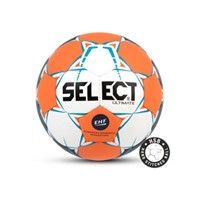 Select Ultimate Handbal - Wit / Oranje