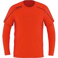 Uhlsport Stream 22 Keepershirt Lange Mouw - Fluorood / Marine